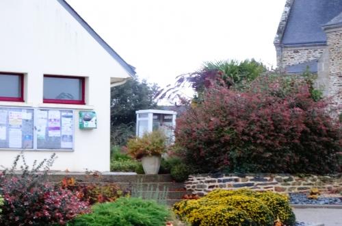 recensement des cabines, cabine téléphonique, Morbihan, Quelneuc, 2016, Roger Gicquel