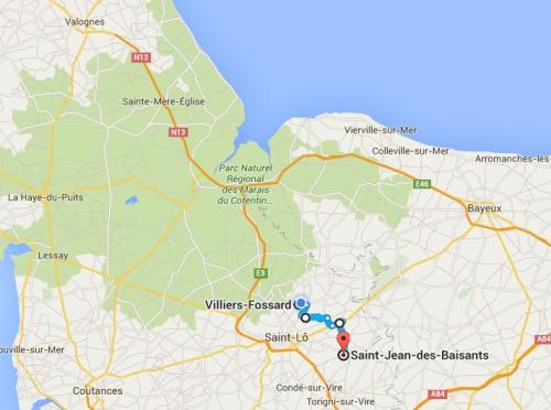 recensement des cabines,cabine,cabine téléphonique, Saint-Jean-des-Baisants