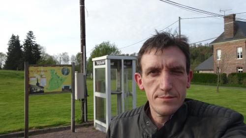 cabine téléphonique, recensement des cabines, eure, normandie, Triqueville