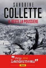 Sandrine Collette, roman noir, littérature, prix Landerneau polar