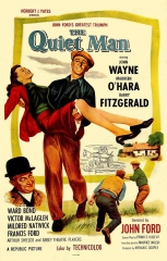 the quiet man, cinéma, cong