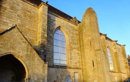 chapelle du Saint-Esprit, Auray