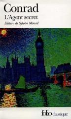 joseph conrad, littérature, littérature anglaise, londres, roman, roman d'espionnage