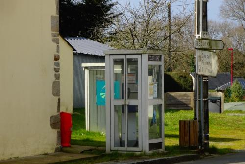 recensement des cabines,cabine,cabine téléphonique, radenac