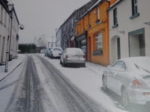clonbur, irlande
