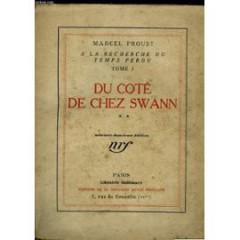 Marcel Proust, littérature, littérature française, du côté de chez swann